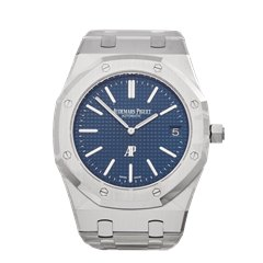 Audemars Piguet Royal Oak Jumbo Extra-Thin Stainless Steel - 15202ST.OO.1240ST.01