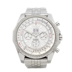 Breitling Bentley 6.75 Stainless Steel - A4436212/G573