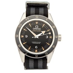 Omega Seamaster Spectre Stainless Steel - 23332412101001