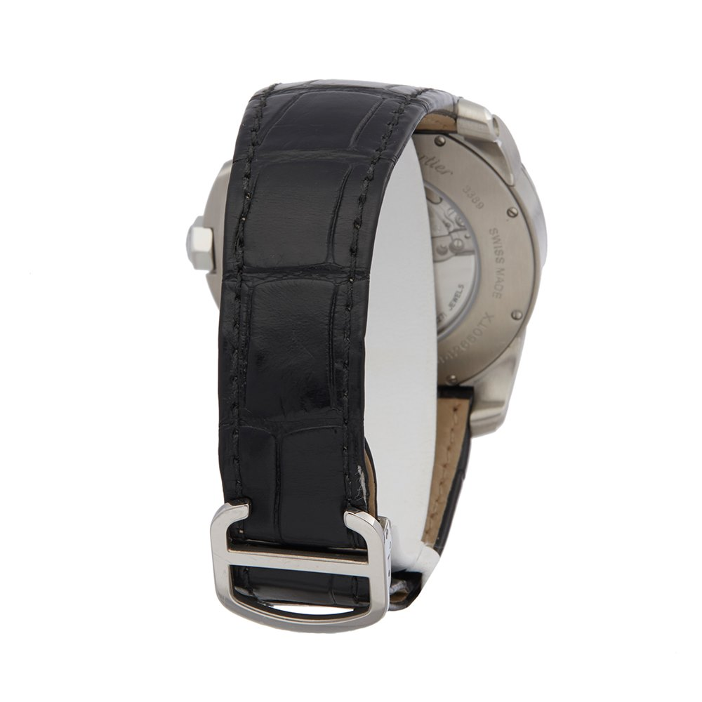 Cartier Calibre Stainless Steel W7100014 or 3389