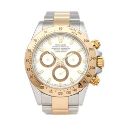Rolex Daytona Stainless Steel & 18K Yellow Gold - 116523