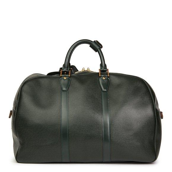 Louis Vuitton Green Taiga Leather Vintage Kendall PM