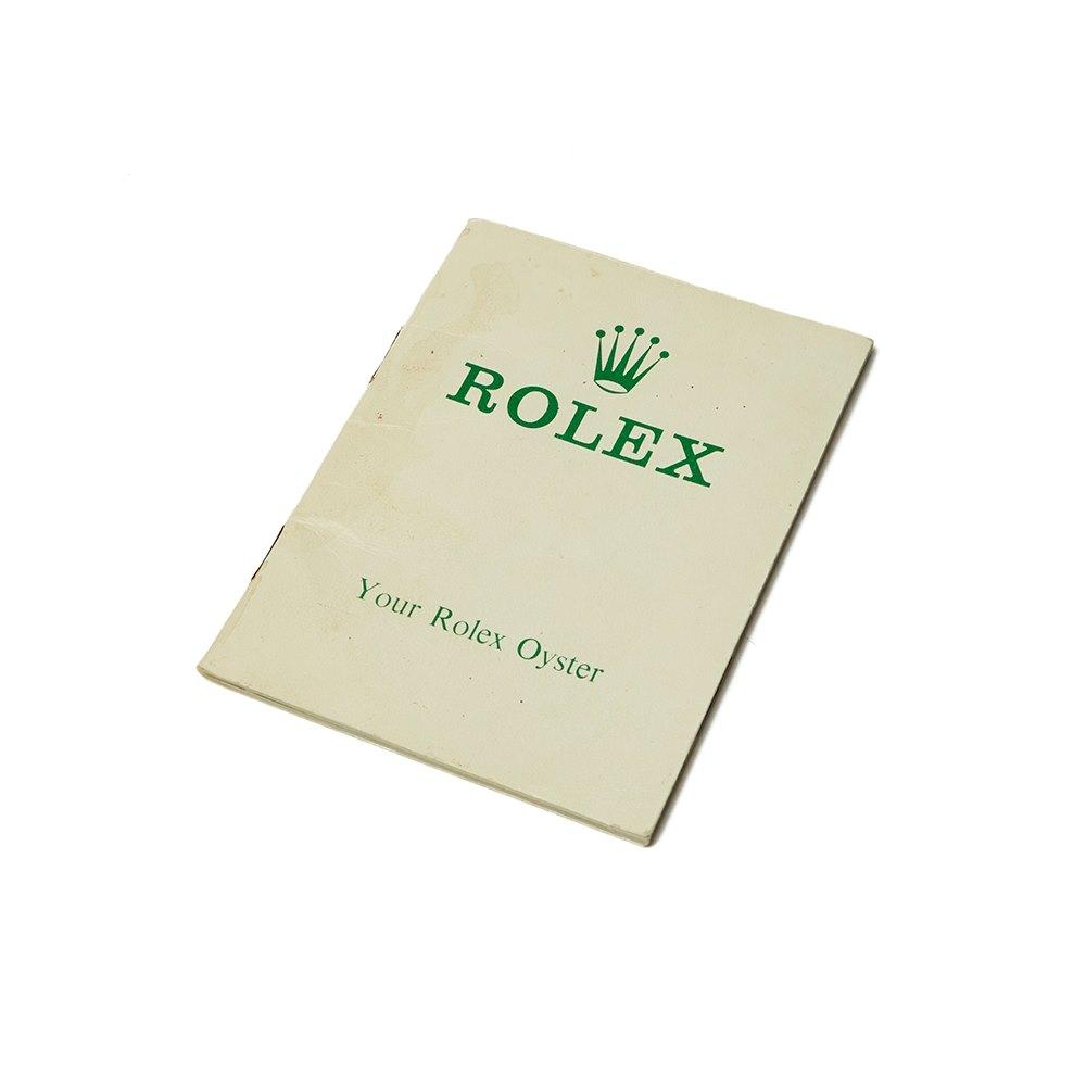 Rolex Explorer I Stainless Steel 1016