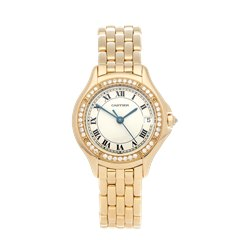 Cartier Panthère Cougar 18K Yellow Gold - 887907