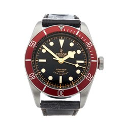 Tudor Heritage Black Bay Stainless Steel - 79220R