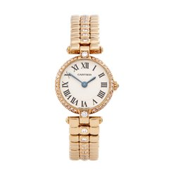Cartier Ronde 18K Yellow Gold - 6602