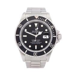 Rolex Submariner Stainless Steel - 16610