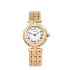 Cartier Vendome 18K Yellow Gold - 6692
