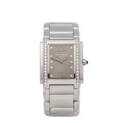 Patek Philippe Twenty-4 Diamond Stainless Steel - 4910/10A