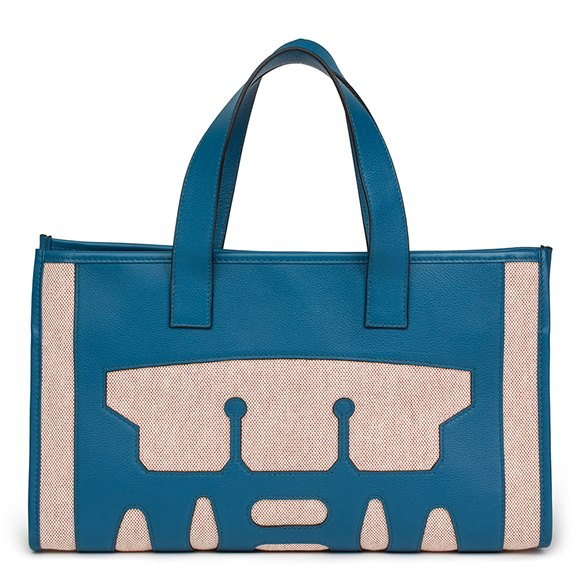 Petit H PM Skeleton Tote