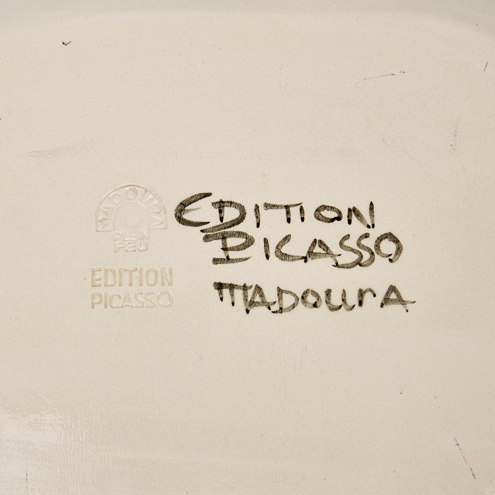 Pablo Picasso Dish, Hibou, 1955 (A.R.284) 1955