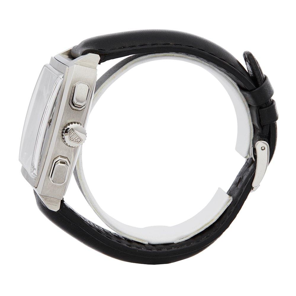 Tag Heuer Monaco Chronograph Stainless Steel CS2110