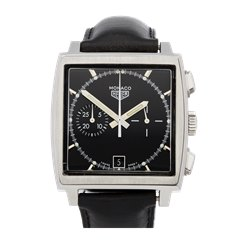 Tag Heuer Monaco Chronograph Stainless Steel - CS2110