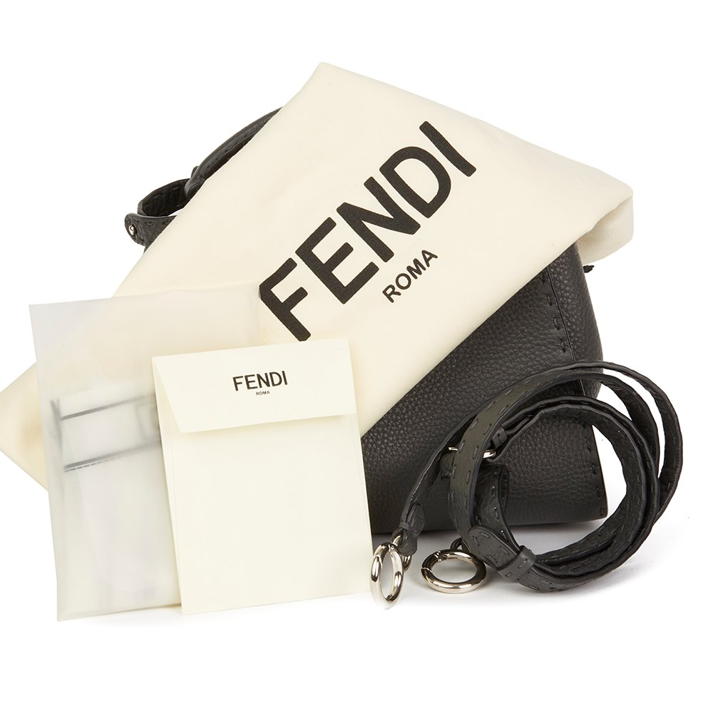 b713768de9 Fendi Mini Peekaboo 2017 CB136   Second Hand Handbags   Xupes