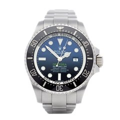 Rolex Sea-Dweller Deepsea James Cameron Stainless Steel - 116660