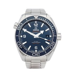 Omega Seamaster Planet Ocean 600M Master Co-Axial Stainless Steel - 215.30.44.21.03.001