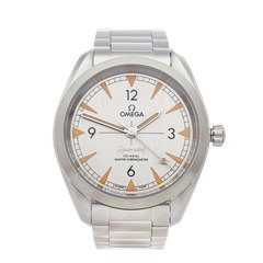 Omega Railmaster Stainless Steel - 22010402006001