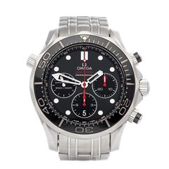 Omega Seamaster Chronograph Stainless Steel - 212.30.44.50.01.001