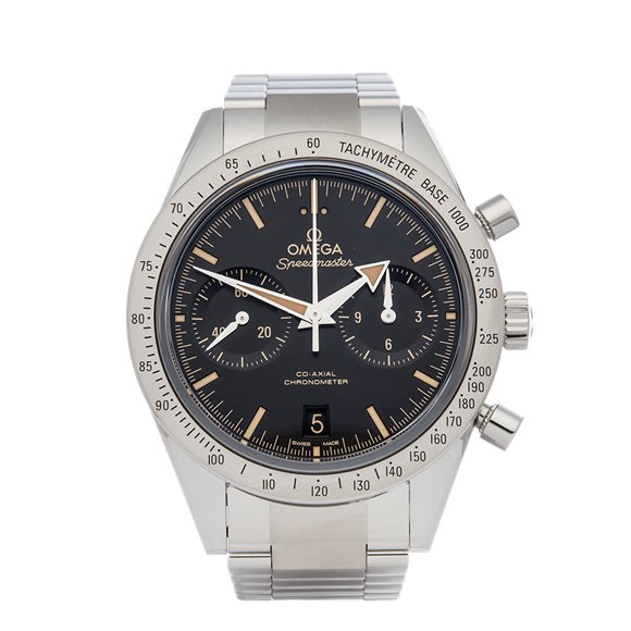 Omega Speedmaster 57 Chronograph Stainless Steel - 331.10.42.51.01.002