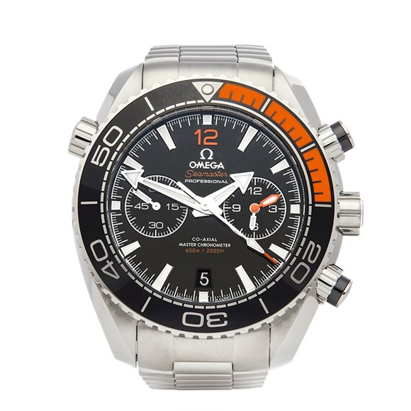 Omega Seamaster Chronograph Stainless Steel - 215.30.46.51.01.002