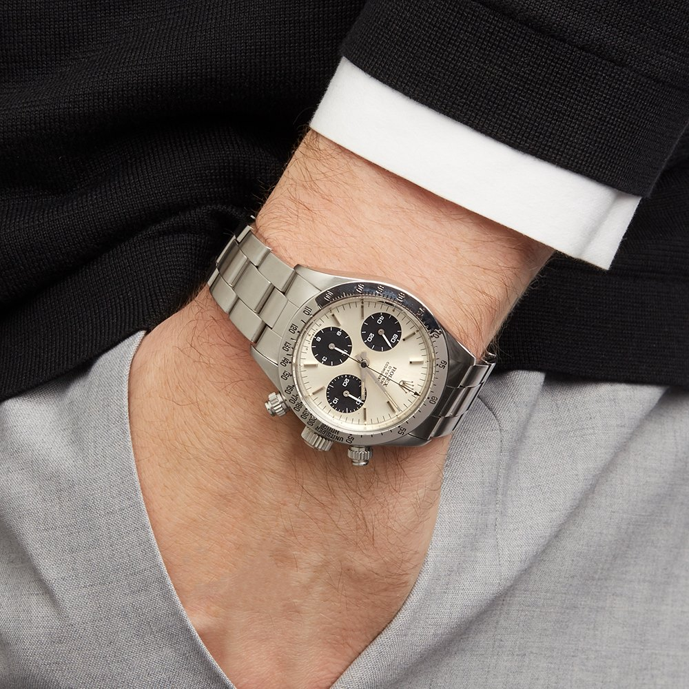 Rolex Daytona Cosmograph Stainless Steel - 6265 Stainless Steel 6265