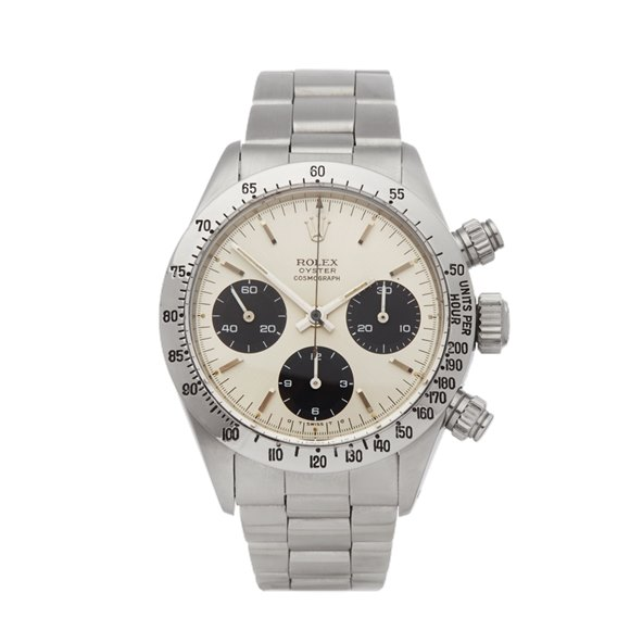 Rolex Daytona Cosmograph Stainless Steel - 6265