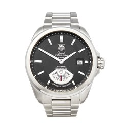 Tag Heuer Grand Carrera Stainless Steel - WAV511A