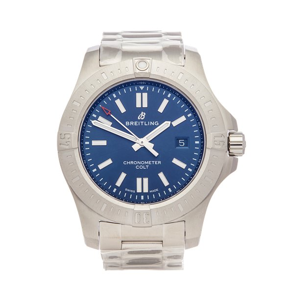 Breitling Colt Stainless Steel - A17388