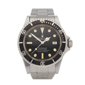 Rolex Sea-Dweller Great White Stainless Steel - 1665