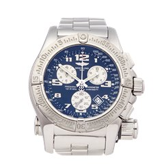 Breitling Emergency Mission Stainless Steel - A73322
