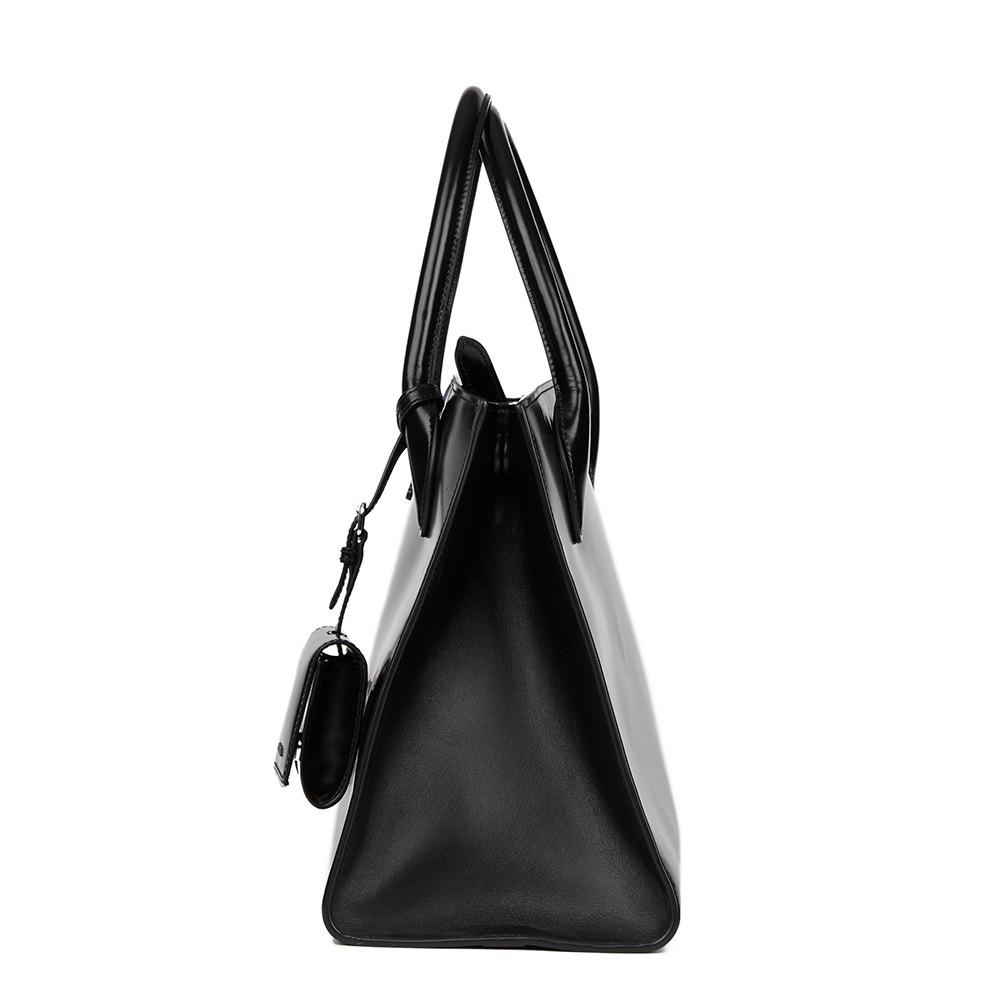 dd44e0babeec Prada Monochrome Tote 2017 HB2337 | Second Hand Handbags | Xupes