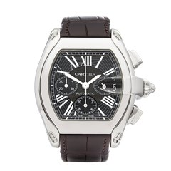 Cartier Roadster Chronograph XL Stainless Steel - 2618
