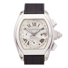 Cartier Roadster Chronograph Stainless Steel - W62019X6