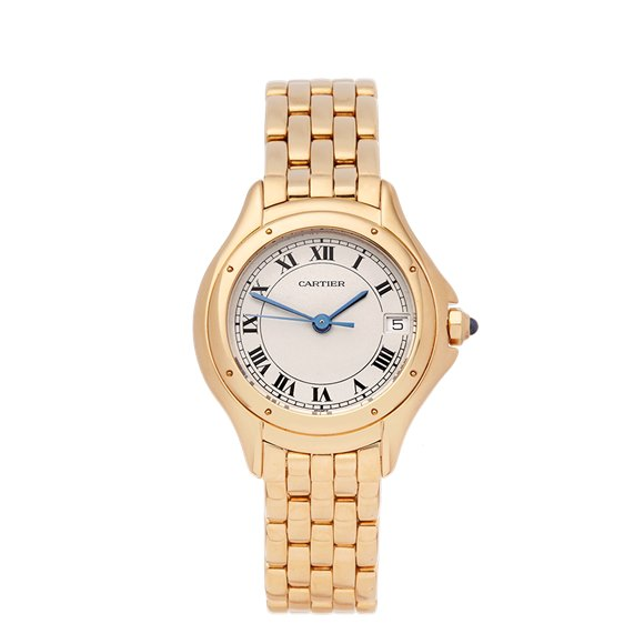 Cartier Panthère Cougar 18k Yellow Gold - 887906