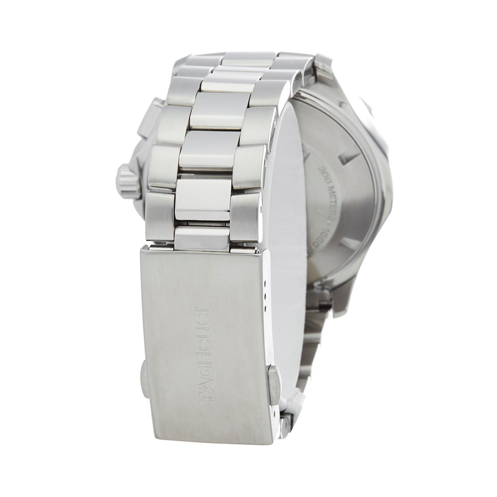 Tag Heuer Aquaracer Stainless Steel CAF5010