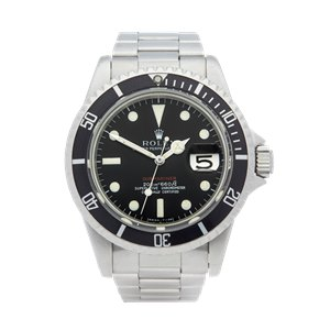 Rolex Submariner Meters First MKI Stainless Steel - 1680