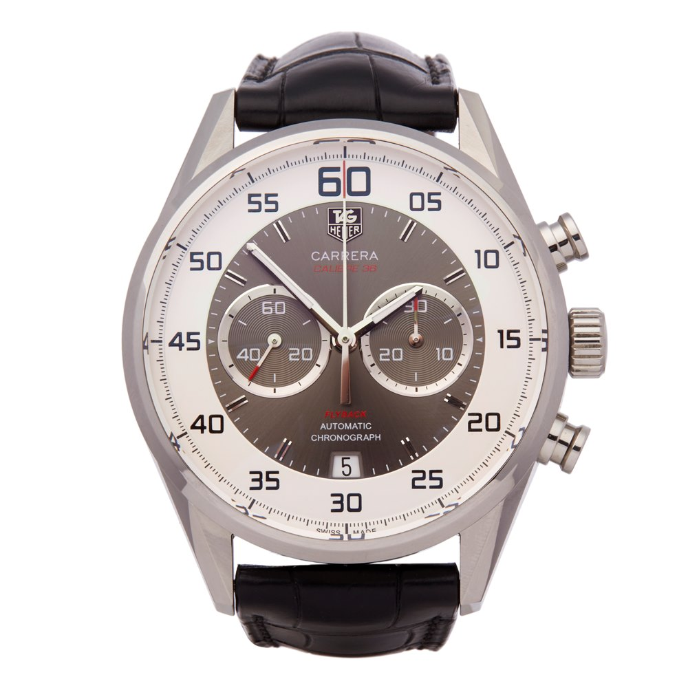 Tag Heuer Carrera Chronograph Stainless Steel CAR2811