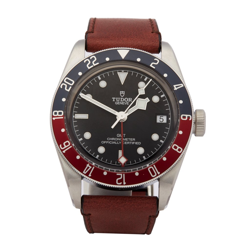 893958d6243 Tudor Heritage Black Bay 79830RB 2018 W5554 | Second Hand Watches