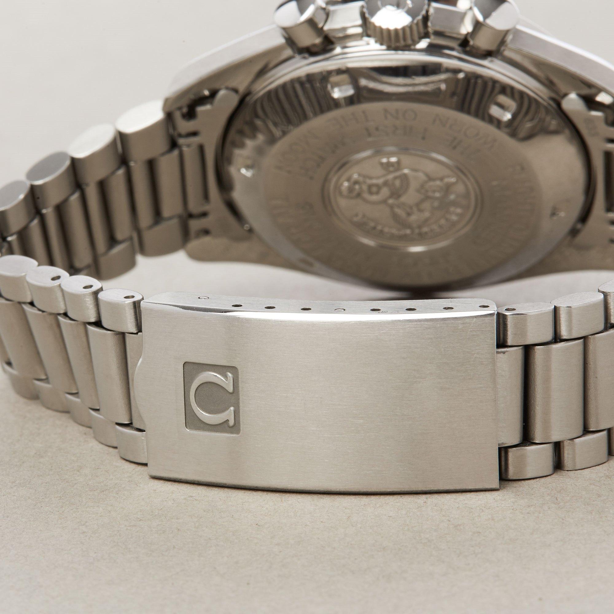 Omega Speedmaster Chronograph Roestvrij Staal 145.022 ST 74