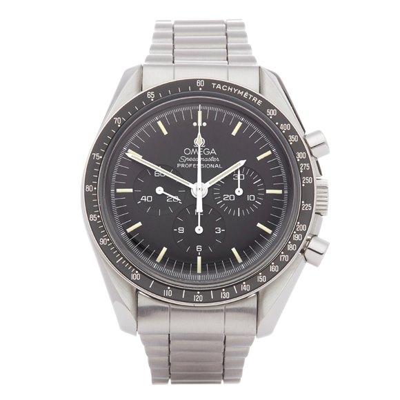 Omega Speedmaster Chronograph Stainless Steel - 145.022 ST 74