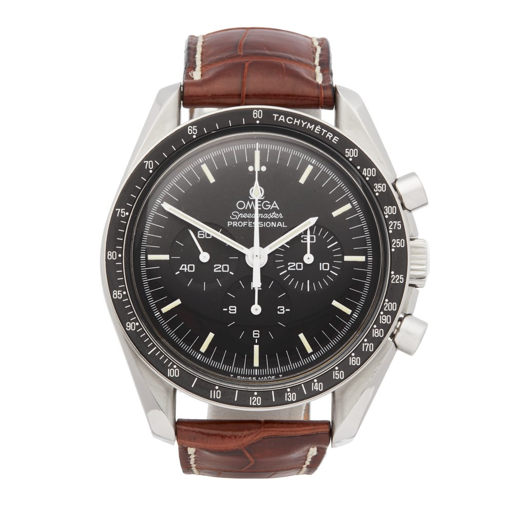 Omega Speedmaster Chronograph Stainless Steel 145.022