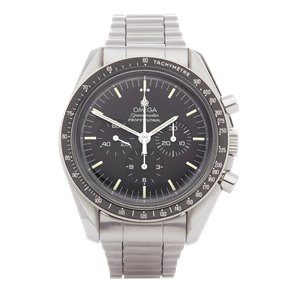 Omega Speedmaster Chronograph Stainless Steel - 145.022