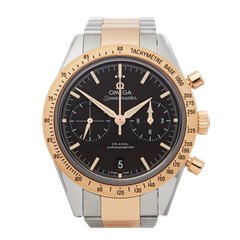 Omega Speedmaster 57 Chronograph 18k Stainless Steel & Rose Gold - 331.20.42.51.01.002