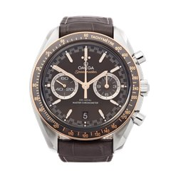 Omega Speedmaster Racing Stainless Steel & 18K Rose Gold - 32923445106001