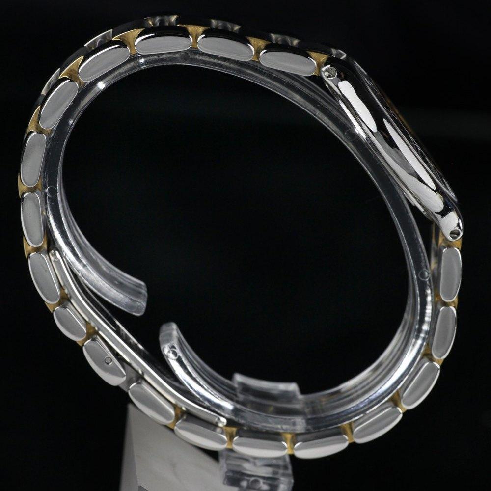 Cartier Must De Cartier Stainless Steel/18K Yellow Gold