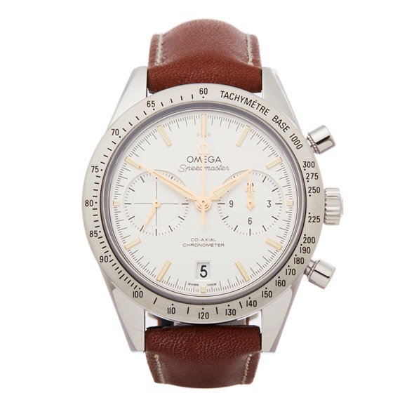 Omega Speedmaster 57 Chronograph Stainless Steel - 331.12.42.51.02.002
