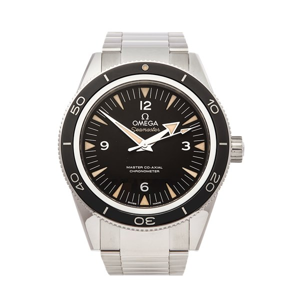 Omega Seamaster 300 Stainless Steel - 23330412101001