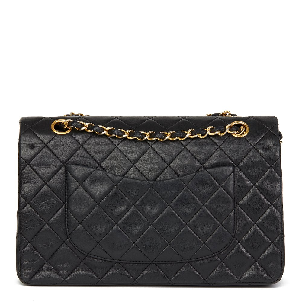 1db2a82c157e Chanel Medium Classic Double Flap Bag 1990 HB2356 | Second Hand Handbags
