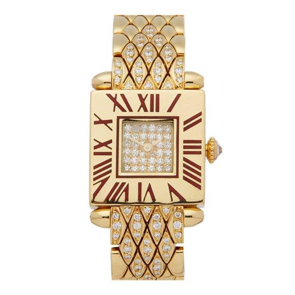 Cartier Quadrant 18K Yellow Gold - 89070153