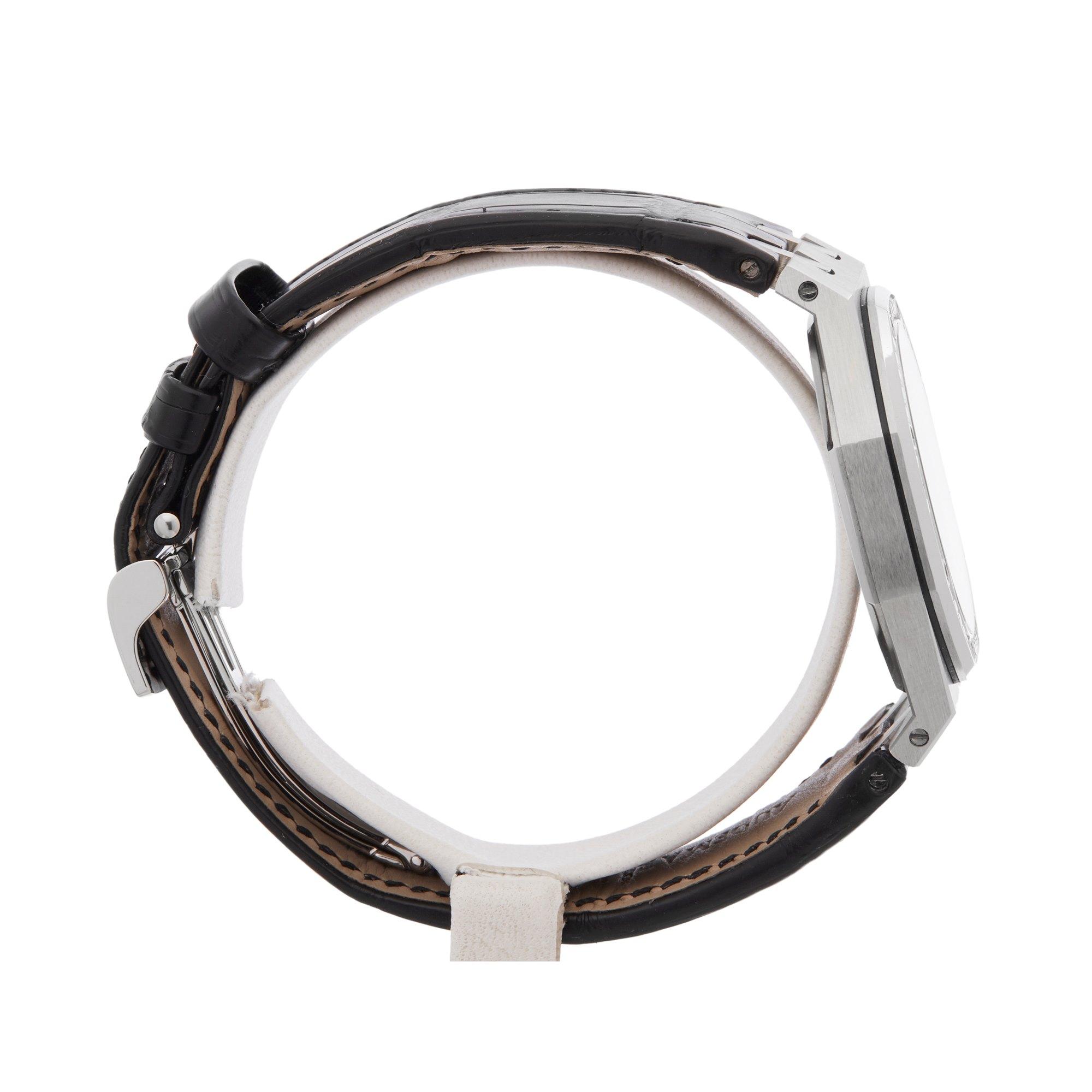 Audemars Piguet Royal Oak Diamond Stainless Steel 67651ST.ZZ.D002CR.01